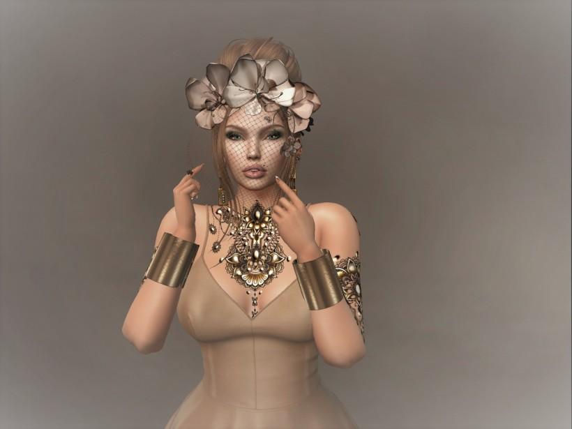 Lady Bronzer