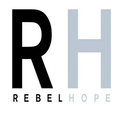 Smaller one Rebel Hope Logo
