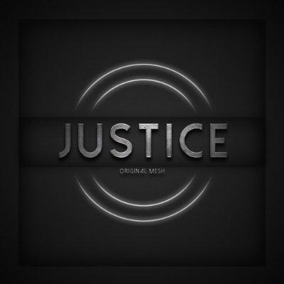 [JUSTICE] LOGO 1smaller