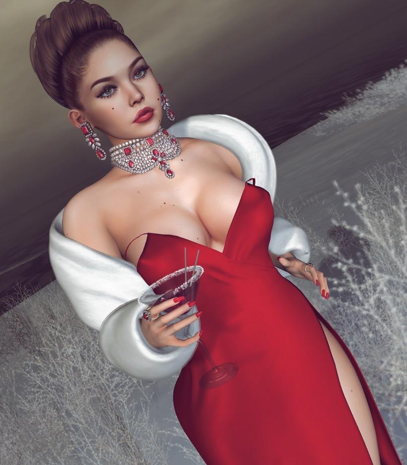 Valentine Glam